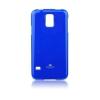 Mercury Goospery Mercury Jelly Samsung G900F Galaxy S5 hátlapvédő sötétkék