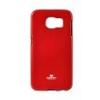 Mercury Goospery Mercury Jelly Samsung G920 Galaxy S6 hátlapvédő piros
