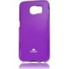 Mercury Goospery Mercury Jelly Samsung G925 Galaxy S6 EDGE hátlapvédő lila