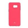 Mercury Goospery Mercury Jelly Samsung G928 Galaxy S6 Edge Plus hátlapvédő sötétpink