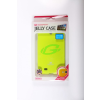 Mercury Goospery Mercury Jelly Samsung I9500 Galaxy S4 hátlapvédő lime