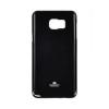 Mercury Goospery Mercury Jelly Samsung N920 Galaxy Note 5 hátlapvédő fekete