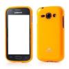 Mercury Goospery Mercury Jelly Samsung S7270 Galaxy Ace 3 hátlapvédő sárga