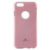 Mercury Goospery Mercury Jelly Sony E6533 Xperia Z4 hátlapvédő pink