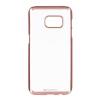 Mercury Goospery Mercury Ring2 Samsung G930 Galaxy S7 magasfényű szilikon hátlapvédő rozéarany