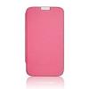 Mercury Goospery Mercury Techno Apple iPhone 4G/4S oldalra nyitható tok pink