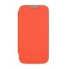 Mercury Goospery Mercury Techno Samsung N9000 Galaxy Note 3 oldalra nyitható tok narancs