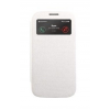 Mercury Goospery Mercury Wow Bumper Samsung G920 Galaxy S6 ablakos kinyitható tok fehér