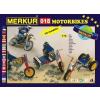 Merkur 18 Motorkerékpárok- 10 model, 172 db