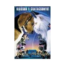 MESEFILM - Kutyák És Macskák DVD gyermekfilm