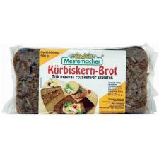 Mestemacher tökmagvas kenyér 500g pékárú