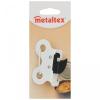 Metaltex pillangó konzervnyitó
