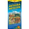 Meteora térkép - Gecko Maps