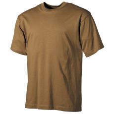 MFH álcázó trikó coyote minta, 160g/m2