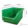 MH5-box zöld