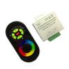 Mi-Light RGB távirányító , dimmer és vezérlő egy csomagban , fekete