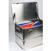 Mia ALU-BOX - D típus 550x550x380 115 l