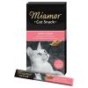 Miamor Cat Snack lazackrém jutalomfalat macskáknak 6 x 15 g