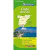 MICHELIN Costa del Sol térkép - Michelin 124