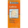 MICHELIN Galicia térkép - Michelin 571