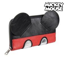 Mickey Mouse Pénztárca Mickey Mouse 75681 Fekete/piros