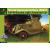 Micro Scale Desing FAI-M Russian light armored car makett MSD3562