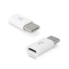 Micro USB 3.1 to USB TYPE-C átalakító, fehér