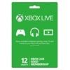 Microsoft 12 hónapos Xbox LIVE Gold előfizetés