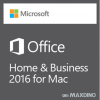 Microsoft Corporation Office 2016 Home and Business Mac Multilang (W6F-00627) (1 PC)