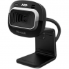 Microsoft LifeCam HD 3000 for Business 720p webkamera fekete