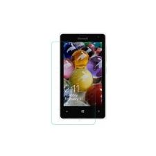 Microsoft Lumia 435 kijelző védőfólia* mobiltelefon előlap