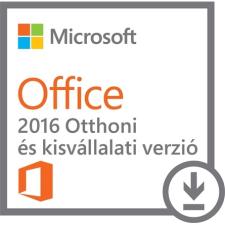 Microsoft Office 2016 Home & Business 32/64bit Angol 1 felhasználó PC csak kód P2 irodai és számlázóprogram
