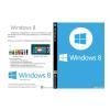 Microsoft Operációs rendszer Windows 8.1 64-bit OEM DVD Magyar