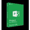 Microsoft Project Server 2016 Standard Device CAL elektronikus tanúsítvány