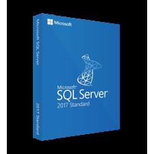 Microsoft SQL Server 2017 Standard elektronikus tanúsítvány operációs rendszer