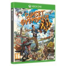 Microsoft Sunset Overdrive Xbox One videójáték