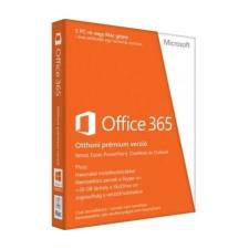 Microsoft SW MS OFFICE 365 Otthoni Verzió 1 user 5 gép 1 év magyar irodai és számlázóprogram
