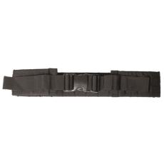 Mil-Tec Koppel taktikai öv, fekete, 9cm