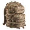 Mil-Tec US Assault Large hátizsák Woodland-Arid, 36l