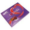 Milka I Love praliné 120 g Mogyorókrémes
