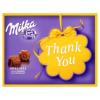 Milka Thank You alpesi tejcsokoládé praliné kakaós krémtöltelékkel 120 g