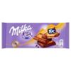 Milka Tuc Alpesi tejcsokoládé sós krékerrel 87 g