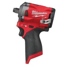 """Milwaukee M12 FIWF12-0 FUEL™ akkus szuperkompakt ütvecsavarozó 1/2"""" meghajtással (M-4933464615) ütvecsavarozó"""
