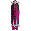 Mindless Longboards Mindless Rogue Swallow Tail - Pink