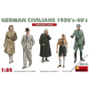 MiniArt - German Civilians 1930-40s