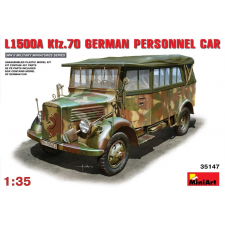 MiniArt L1500A (Kfz.70) German Personel Car katonai jármű makett Miniart 35147 makett figura