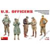 MiniArt - U.S.Officers