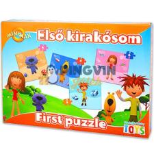 Minimax Első kirakósom puzzle, kirakós