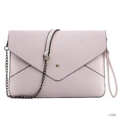 Miss Lulu London L1507 - Miss Lulu Envelope Táska Clutch táska Apricot