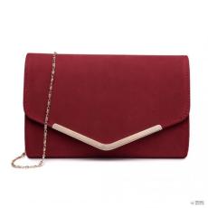 Miss Lulu London LH1756 RD - Miss Lulu Envelope Táska Clutch táska piros